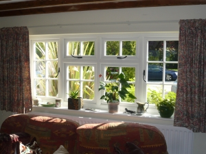 Timber alternative windows have all the character of timber, without any of the drawbacks!